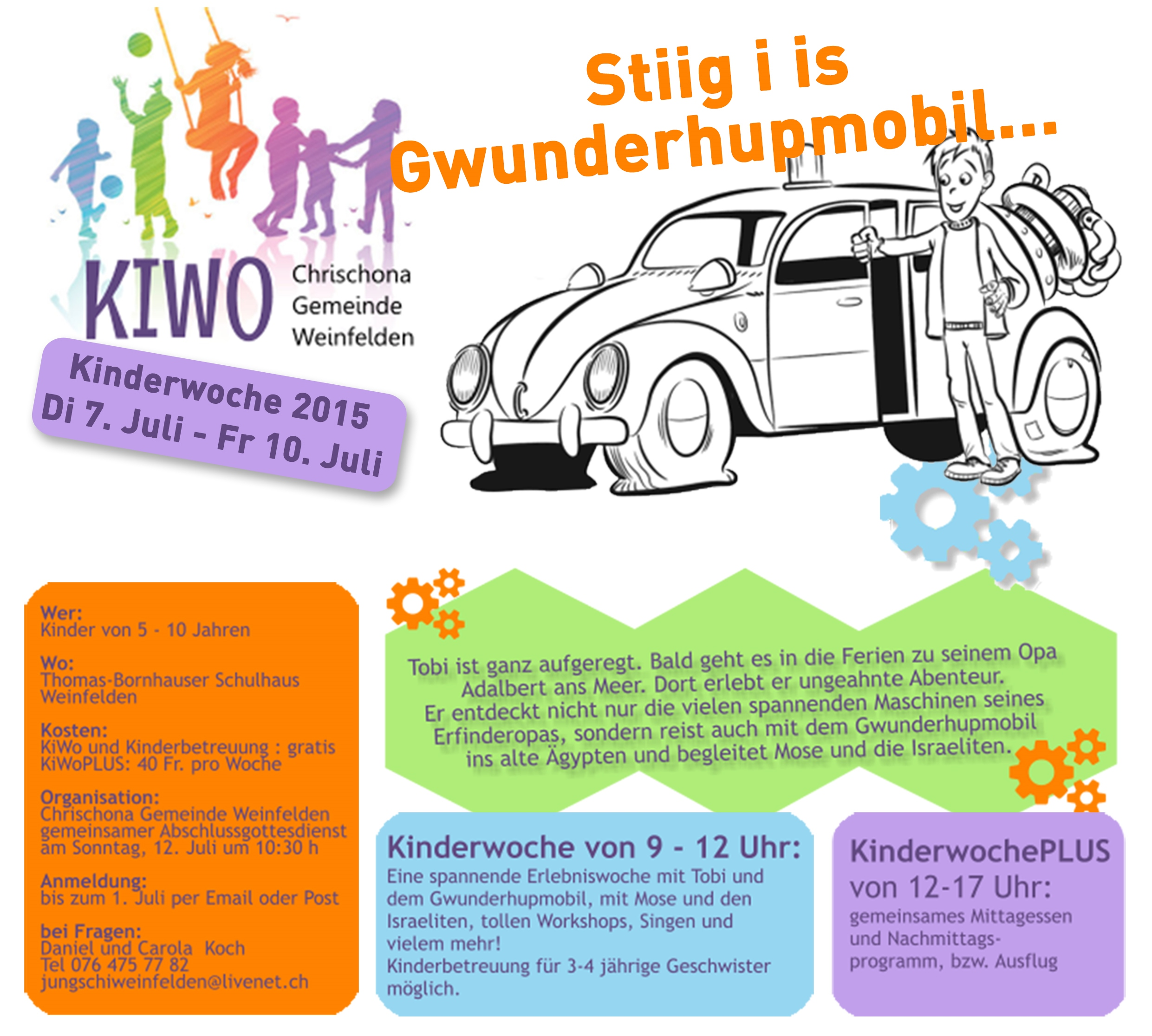 KiWo 2015 Flyer