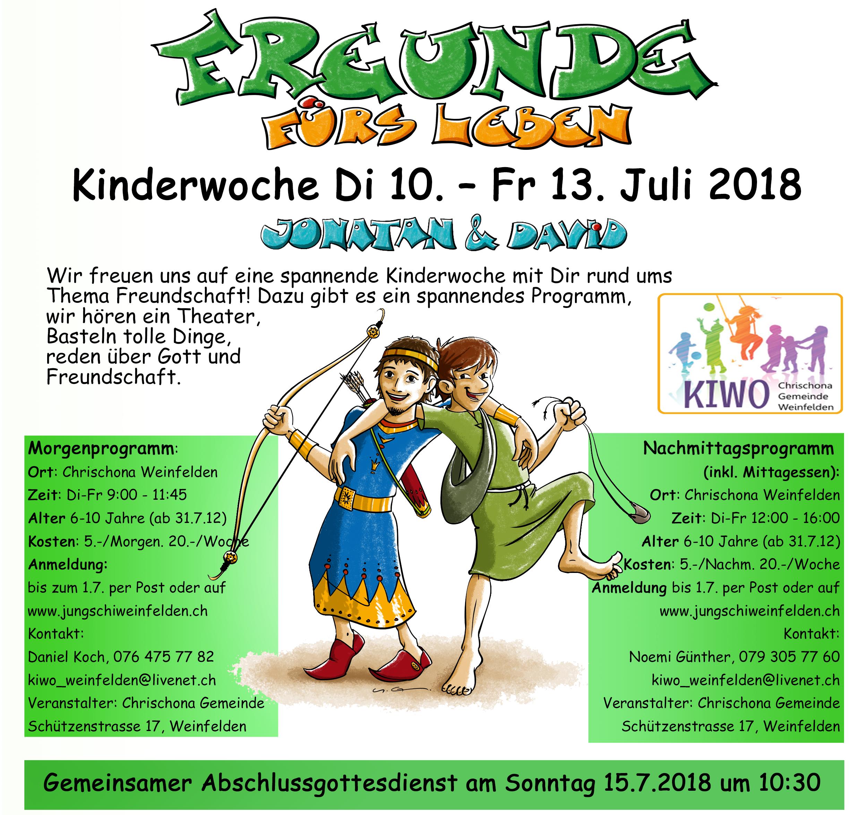KIWO 2018 Flyer